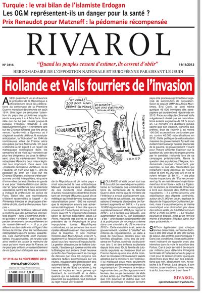 Rivarol n°3116 version numérique (PDF)