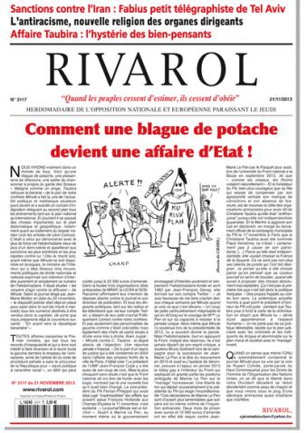 Rivarol n°3117 version numérique (PDF)