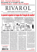 Rivarol n°3121 version numérique (PDF)