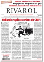 Rivarol n°3122 version numérique (PDF)