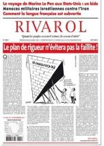 Rivarol n°3021 version numérique (PDF)