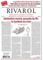Rivarol n°3134 version numérique (PDF)