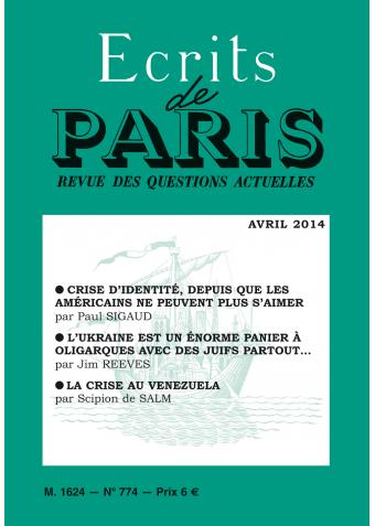 Avril 2014 (PDF) version numérique