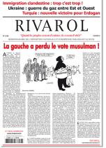 Rivarol n°3136 version numérique (PDF)