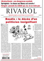 Rivarol n°3137 version numérique (PDF)