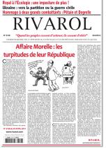 Rivarol n°3138 version numérique (PDF)