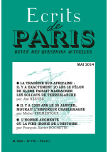 Mai 2014 (PDF) version numérique