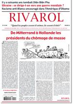 Rivarol n°3139 version numérique (PDF)
