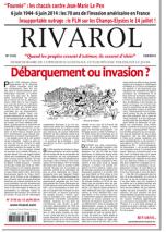 Rivarol n°3145 version numérique (PDF)