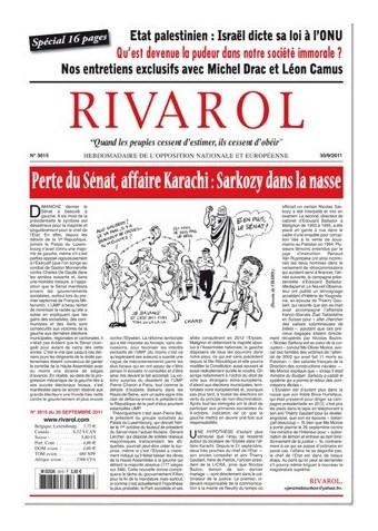 Rivarol n°3015 version numérique (PDF)
