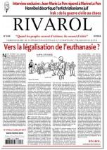 Rivarol n°3148 version numérique (PDF)