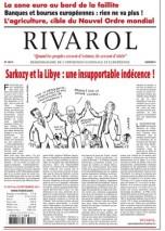 Rivarol n°3014 version numérique (PDF)