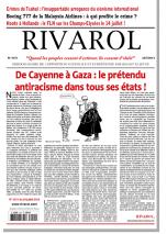 Rivarol n°3151 version numérique (PDF)