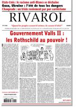 Rivarol n°3153 version numérique (PDF)