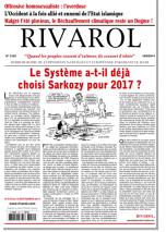 Rivarol n°3155 version numérique (PDF)