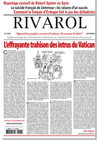 Rivarol n°3160 version numérique (PDF)