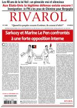 Rivarol n°3166 version numérique (PDF)