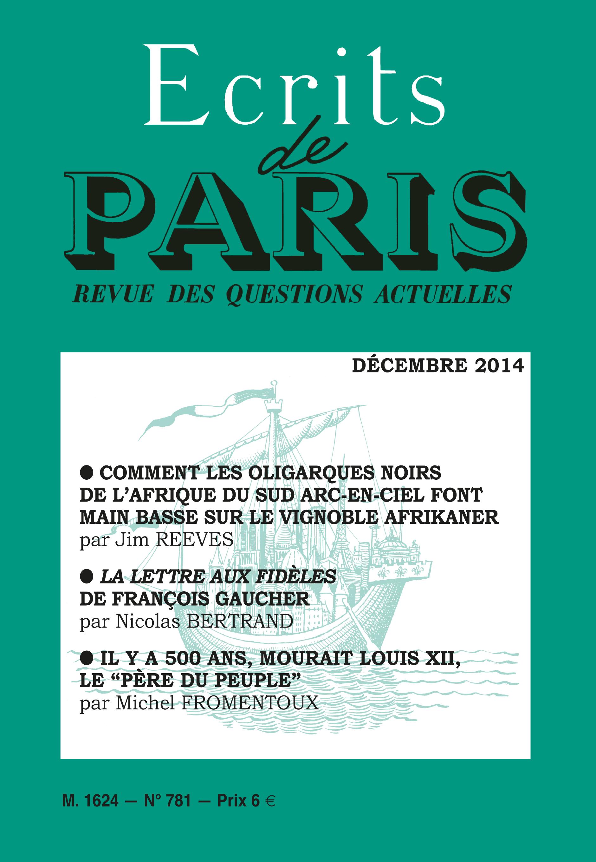 Décembre 2014 (PDF) version numérique