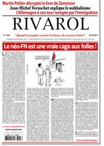 Rivarol n°3167 version numérique (PDF)