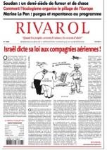 Rivarol n°3008 version numérique (PDF)