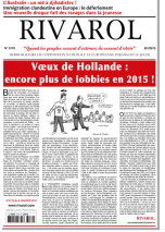 Rivarol n°3170 version numérique (PDF)