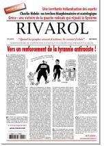 Rivarol n°3173 version numérique (PDF)
