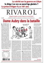 Rivarol n°3006 version numérique (PDF)