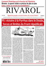 Rivarol n°3175 version numérique (PDF)