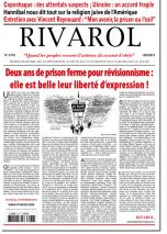 Rivarol n°3176 version numérique (PDF)