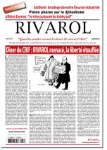 Rivarol n°3177 version numérique (PDF)