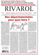 Rivarol n°3178 version numérique (PDF)
