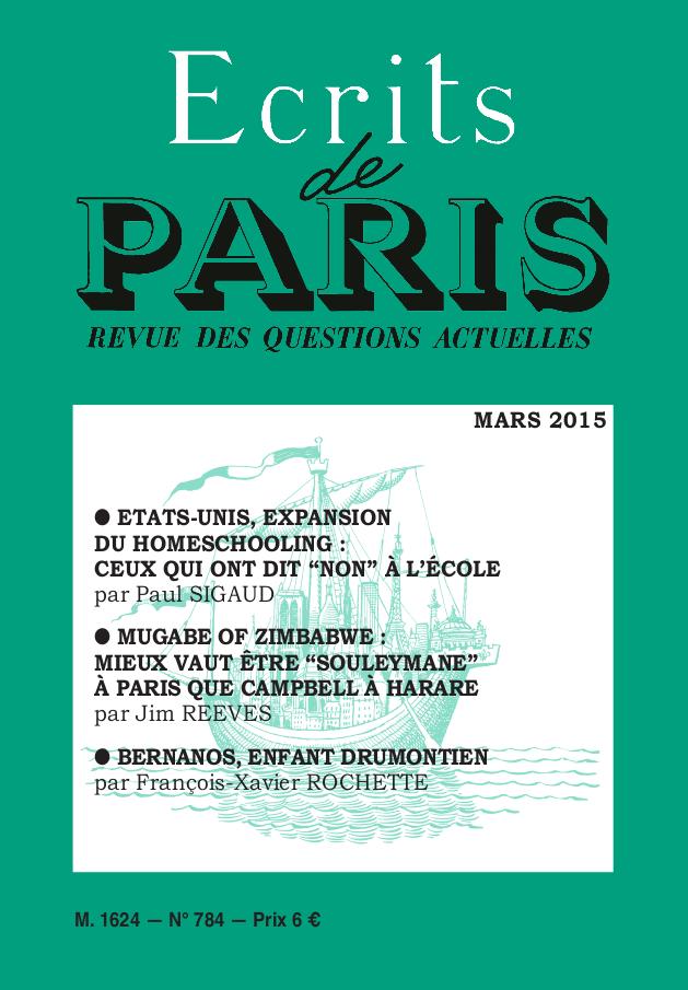 Mars 2015 (PDF) version numérique