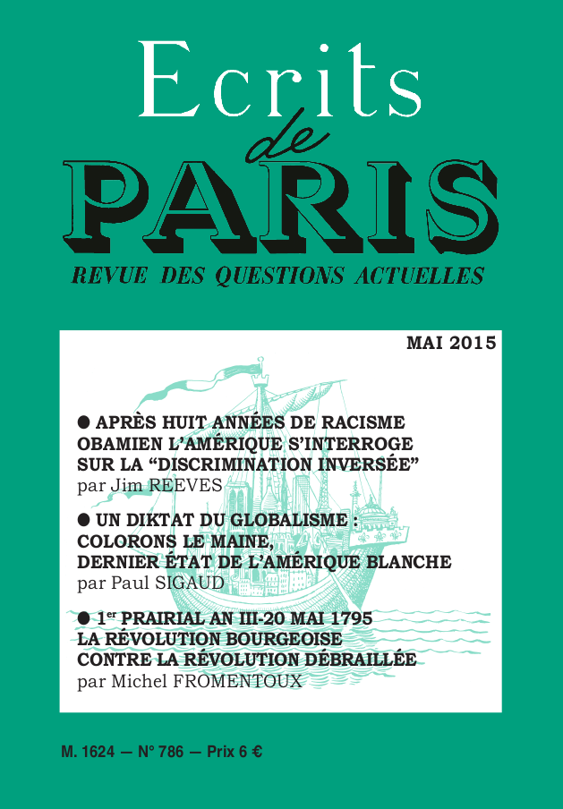 Mai 2015 (PDF) version numérique
