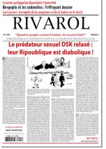 Rivarol n°3193 version numérique (PDF)