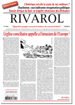 Rivarol n°3194 version numérique (PDF)