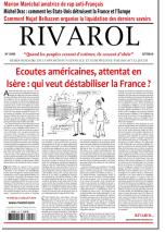Rivarol n°3195 version numérique (PDF)