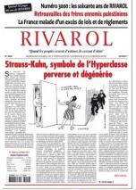Rivarol n°3000 version numérique (PDF)