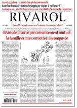 Rivarol n°3198 version numérique (PDF)