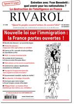 Rivarol n°3199 version numérique (PDF)
