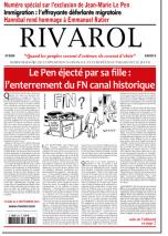 Rivarol n°3200 version numérique (PDF)