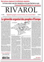 Rivarol n°3202 version numérique (PDF)