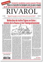 Rivarol n°3203 version numérique (PDF)