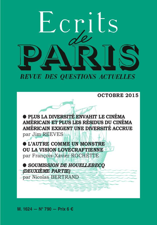 Octobre 2015 (PDF) version numérique