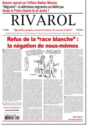 Rivarol n°3204 version numérique (PDF)