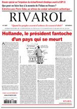 Rivarol n°3207 version numérique (PDF)